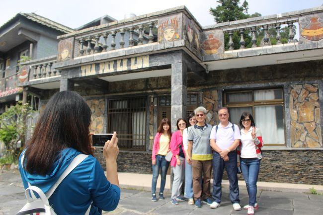 この日は週末ということで、台湾人観光客の姿も目立ちました。<br /><br />「日本からかい?」<br />「そうで~す」