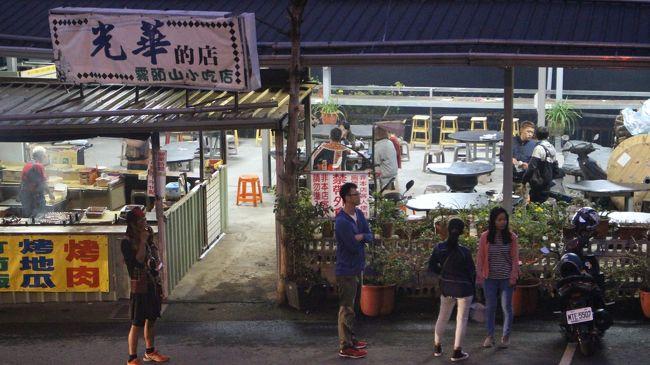 バス停のそばにあるレストラン。<br /><br />名物のイノシシ肉を出してくれる。<br /><br />カラオケもある。
