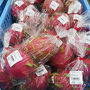 農産品がやはり沖縄、ドラゴンフルーツがゴロゴロ。