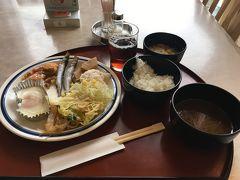 食堂で朝食いただきます さて、本日は今回の旅のメインイベント「銀水洞」ケイビングツアーです