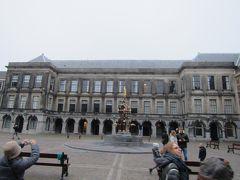 デン・ハーグに移動して、マウリッツハイス美術館で名画の鑑賞です。  ビネンホフ