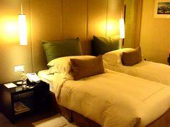 ザ ガイアホテル 台北 (大地北投奇岩温泉酒店)  本日のお部屋で~す♪