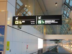 荷物はシドニーまでスルーなので国際線乗り換え口に向かいます