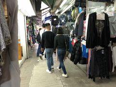 15:00 スタンレーマーケット インドネシア バリ島のJl.ポピーズにそっくり!