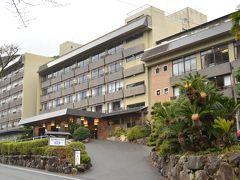 宿泊しましたホテル最強の全景。 ホテル到着が16時前と早く着きましたので近辺を散策しましたが、温泉地には珍しく土産物等店舗が少なく早々にホテルに引き上げ館内見学を実施。