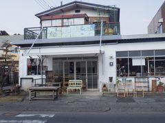 元は豆腐屋さん 今はカフェ
