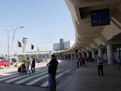 国際線ターミナルは2006年オープンとあり、まだ新しい感じがします。