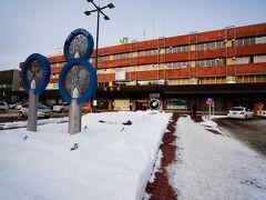 エアーポートライナーで釧路空港。帰りの飛行機は20:05釧路空港発で時間に余裕があるので、空港に到着してそのまま釧路駅行きのバスに乗り込み釧路市内へ。