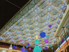 鹿児島中央駅前広場イルミネーション