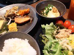 琉球BBQ Blueで朝食