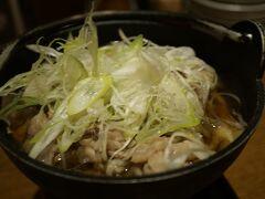 山形田に入店。  まずは芋煮。