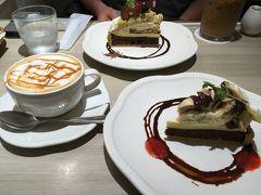 ここは玉川高島屋のレストラン街にあるカフェ  https://www.tamagawa-sc.com/shop/?id=934