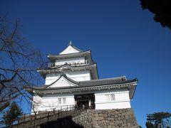 春に来たらきっと、この桜の木と小田原城のいい写真が撮れるよねー♪