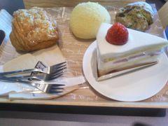 カフェA Factoryにて朝食