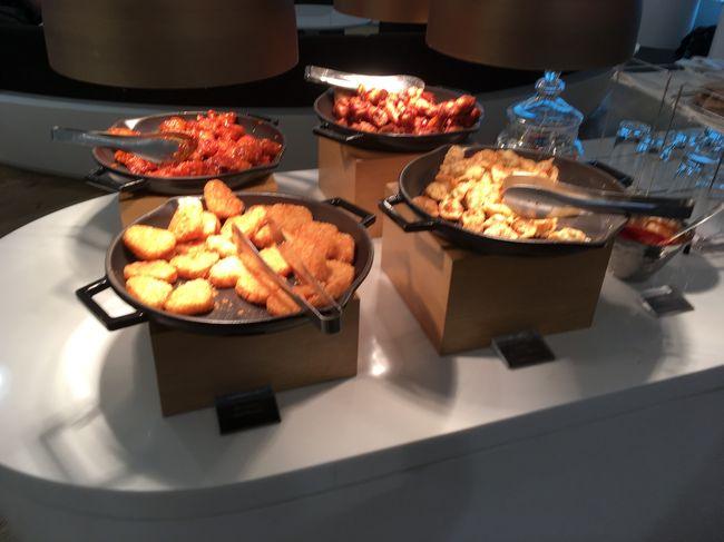 料理の種類も豊富。<br />中国は見習ってほしい。