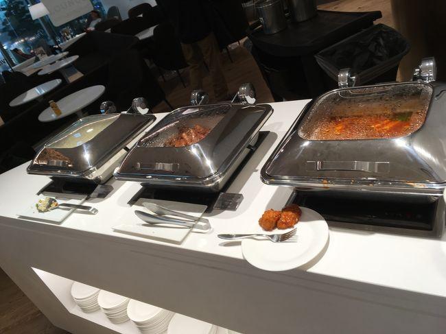 韓国料理も豊富。