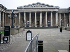 12/29 は大英博物館でスタート! 8時30分に部屋を出て8時45分に到着。まっていた列は30人位。9:00にゲートが開いて、荷物チェック後、中へ。