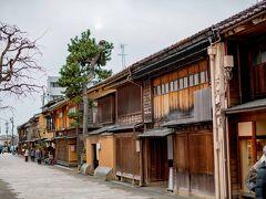 小京都と呼ぶにふさわしい街並み