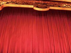 """12:20  BB初回公演は前から5列目の左寄りをGET☆  お気に入りダンサーの""""爽やかクン""""はいらっしゃらず、ちょっとしょんぼり。。。(。-_-。)"""