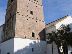 教会の鐘楼