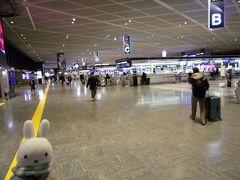 成田空港第1ターミナルシンガポール航空チェックイン
