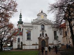 ストラホフ修道院。