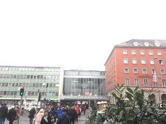 翌日。 この日は朝ゆっくり起きて、久々のミュンヘンを散策しようじゃないの~、という感じ。 まあ、ノープランです・・・