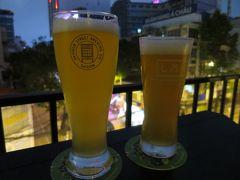 22:00 ROGUE SAIGON  昨夜も行ったクラフトビールバーへ。 210,000ドン サイゴンの夜もこれでおしまい。 明日は世界遺産の街ホイアンへ移動します。