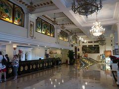 14:40 ホテル マジェスティック サイゴンにチェックイン