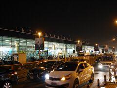 「ペルー リマ国際空港」  2018/1/22(土)23:50、リマ空港着。 成田を出発してから約24時間くらいかけ、ようやくリマに到着。 長かったぁー。 お尻痛い・・・(笑)。