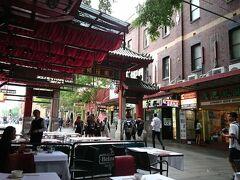 サーキュラーキーからホテル近くの中華街へ。 美味しい飲茶を頂き、乗馬組と合流するためにホテルに戻ります。