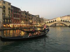 2018年10月に旅行したイタリア、ヴェネチア