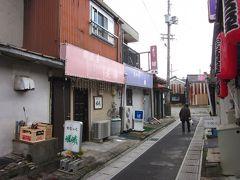 昭和の路地
