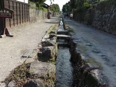 島原の武家屋敷 無料で公開されている屋敷もあり、観光客としては足を運びたくなり要因の一つ