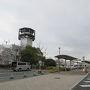 なので、いきなり佐賀空港到着です。 こちらは曇りでした。