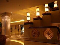 この日は黄龍を観光後、九寨溝へ。バスで3時間。 宿泊先は九寨溝喜来登国際大酒店。英語だとSheraton Jiuzhaigou Resort。そう、シェラトンなんです。