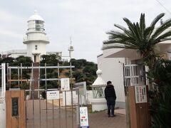 都井岬灯台 珍しく入場できる灯台