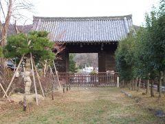 高台寺山門です。