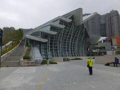 西九龍 高速鉄道の駅