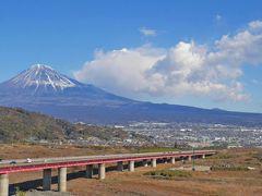 富士川SAからは絶景がのぞめるということで、ちょっと停まりました! わーーーーすごいーーー!!!!何気にここに寄ったのは初めてかも!! ヽ(' ∇' )ノ ワーイ