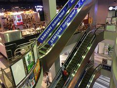 お食事後は「ソリアショッピングセンター」を覗いてみます 最上階に映画館があり