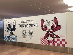 入国審査、荷物引き取り&税関を経て 「ミライトワ」(五輪)と「ソメイティ」(パラリンピック)がお出迎え  現実に戻ってしまった(汗) 最後までご覧いただきましてありがとうございました。 ※往路はこちら https://4travel.jp/travelogue/11449612