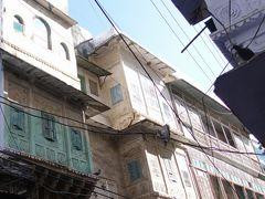 ウダイプールの旧市街を散策