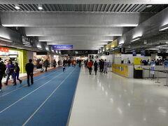 時間通りに成田第3ターミナルに到着 国内はほぼLCCなので、使い慣れたおなじみのターミナル あんまり評判は良くないみたいですが、結構気に入ってます