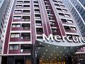 【メルキュール クリチバ バテウ ホテル】  毎回、宿泊している「Mercure Critiba Batel Hotel」です。  ここを選ぶのは、友人が歩いて、散歩がてらにここまで迎えに来れるから........