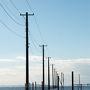 海中電柱の江川海岸+浅草寺夜景