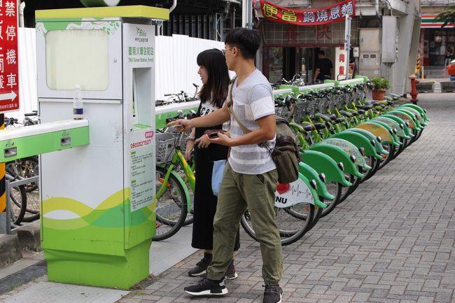 なるほど、この機械にクレジットカードを読み込ませるのか。<br /><br />画面では、日本語を選べた。