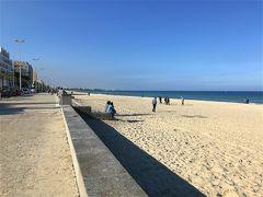 スースのビーチ