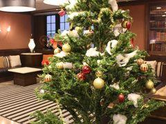 メリークリスマス、アパホテル! まだ、クリスマスには早い12月10日だけど。