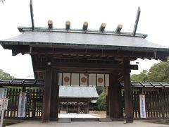 宮崎神宮は神武天皇が東征以前に宮を営んだ地